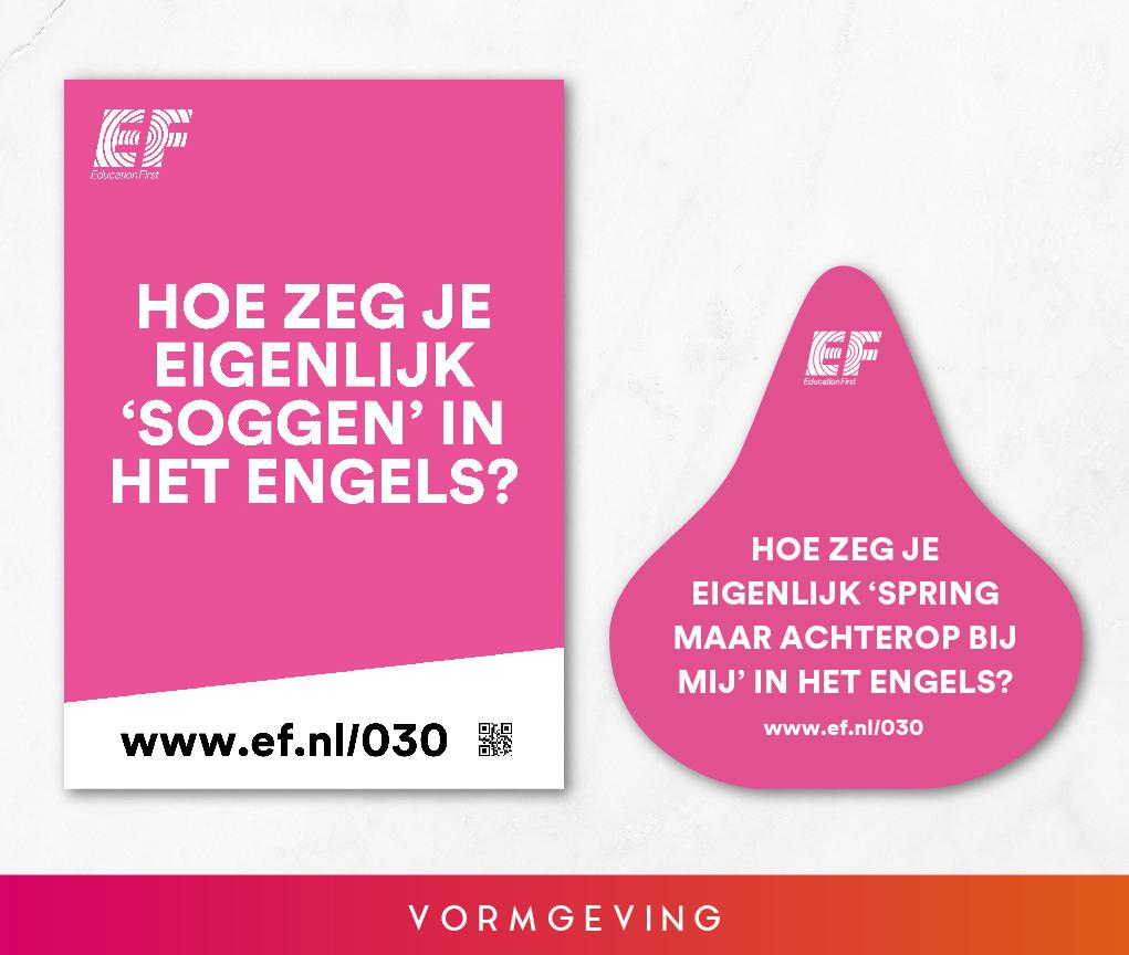 Vormgever EF Education First